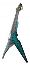 Turquoise Birdseye Exotic Top