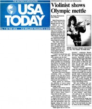 1992 article in USA Today