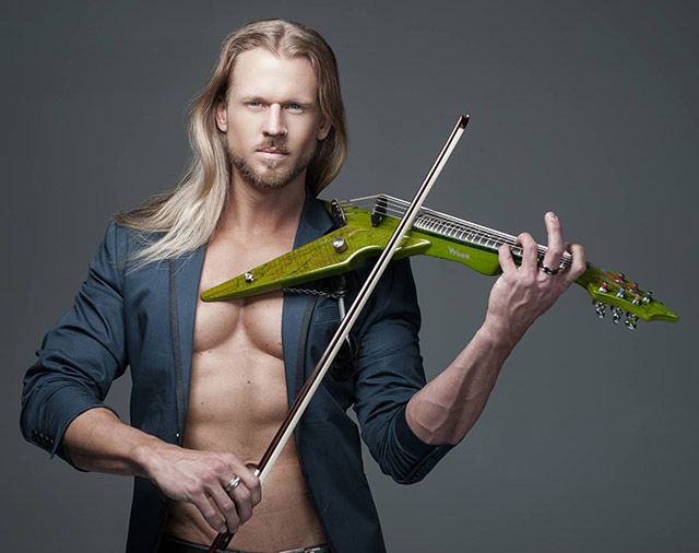 Jared Violin